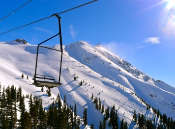 Mountain Chairlifts